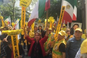 New York Rally, sponsored by Association of Iranian American Community in NY, Sep 2016_8